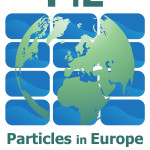 Particles in Europe logo