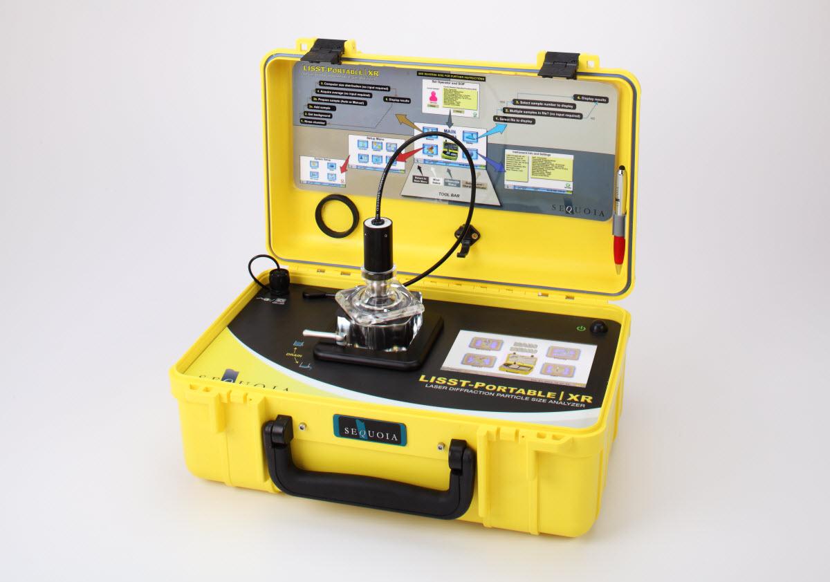 LISST-Portable|XR - Sequoia ScientificSequoia Scientific