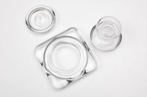 LISST-Portable|XR lid and ultrasonic holder